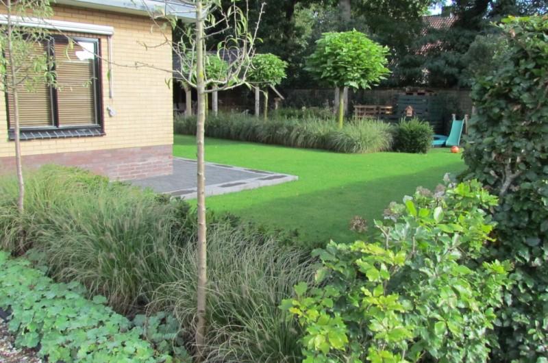 Kindervriendelijke tuin