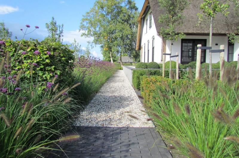 Woonboerderij tuinen